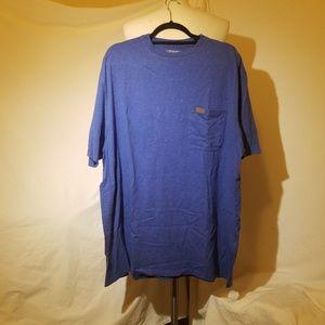 FINAL PENDLETON Blue Pocket T-shirt